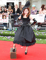 Paloma Faith The Twilight Saga: Eclipse UK Gala Premiere, Leicester Square Gardens, London, UK, 01 July 2010:  For piQtured Sales contact: Ian@Piqtured.com +44(0)791 626 2580 (Picture by Richard Goldschmidt/Piqtured)