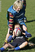 Saracens Skills Clinic at Old Albanians 11-02-2008