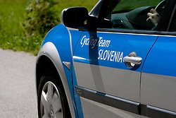 1st stage of Tour de Slovenie 2009 from Koper (SLO) to Villach (AUT),  229 km, on June 18 2009, in Koper, Slovenia. (Photo by Vid Ponikvar / Sportida)