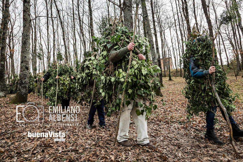 Satriano di Lucania, Basilicata, Italia, 07/02/2016<br />