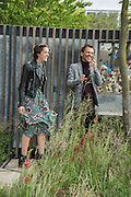 MATTHEW WILLIAMSON, Chelsea Flower Show, 18 May 2015.