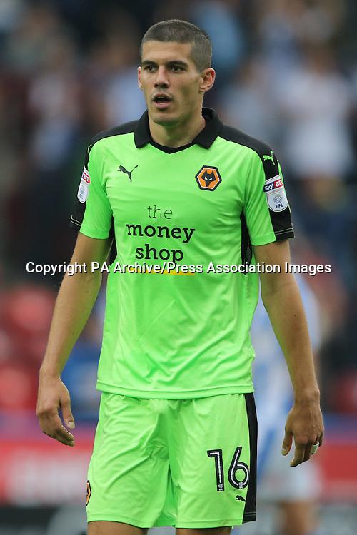 Wolverhampton Wanderers' Conor Coady