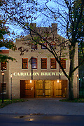 Carillon Brewing Company in Carillon Historical Park, Dayton, Ohio.
