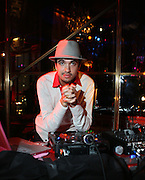 DJ Cassidy at the Robin Thicke?s Album Release ' Something Else' .With Exclusive Event at Rainbow Room sponsored by Target on September 20, 2008 in New York City.