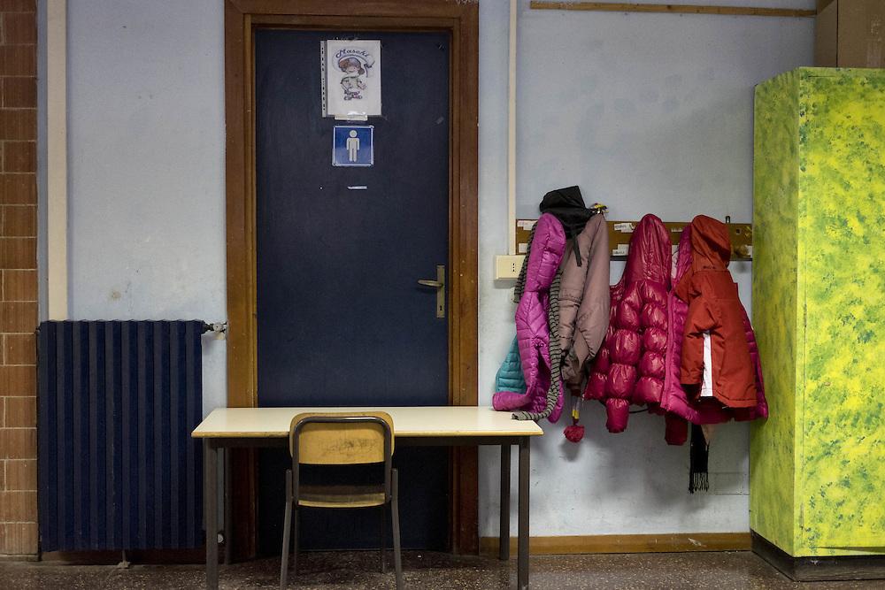 bagno guasto a scuola<br /> <br /> Toilette school doesn't work