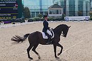 Sidsel Johansen - Schianto<br /> World Equestrian Festival, CHIO Aachen 2012<br /> © DigiShots