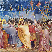 Giotto, The Kiss of Judas (Padua)