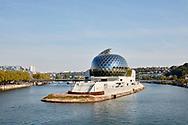La Seine Musicale, Paris