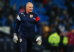 Bristol City goalkeeping coach David Coles - Mandatory by-line: Matt McNulty/JMP - 09/01/2018 - FOOTBALL - Etihad Stadium - Manchester, England - Manchester City v Bristol City - Carabao Cup Semi-Final First Leg