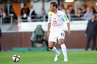 FOOTBALL - FRENCH CHAMPIONSHIP 2011/2012 - L1 - STADE BRESTOIS v MONTPELLIER HSC - 17/09/2011 - PHOTO PASCAL ALLEE / DPPI - JONATHAN ZEBINA (BREST)