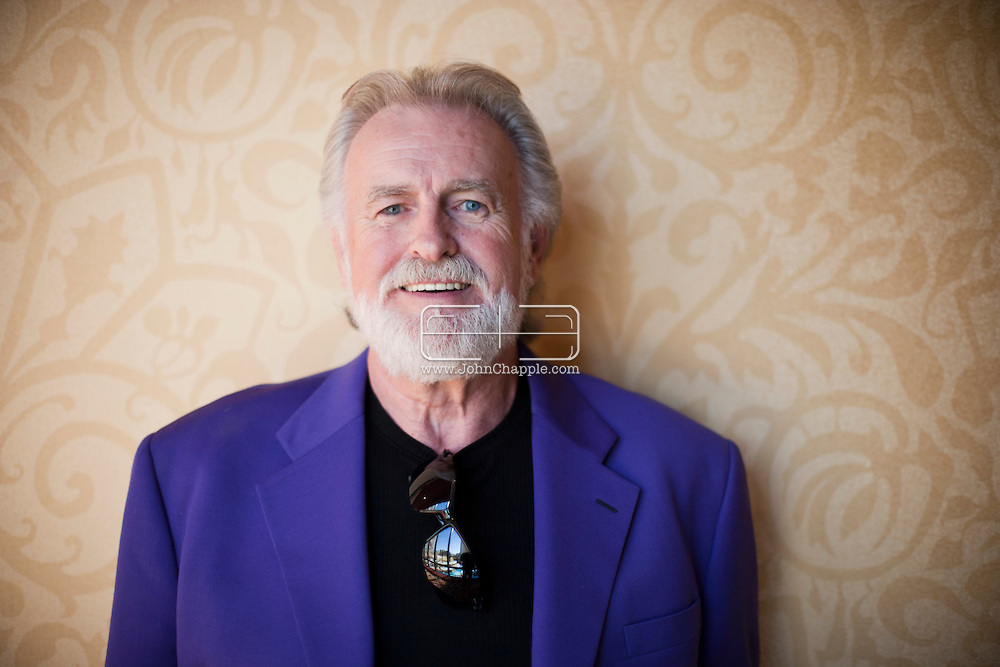 24th February 2011. Las Vegas, Nevada.  Celebrity Impersonators from around the globe were in Las Vegas for the 20th Annual Reel Awards Show. Pictured is Richard Hampton as singer Kenny Rogers. Photo © John Chapple / www.johnchapple.com..