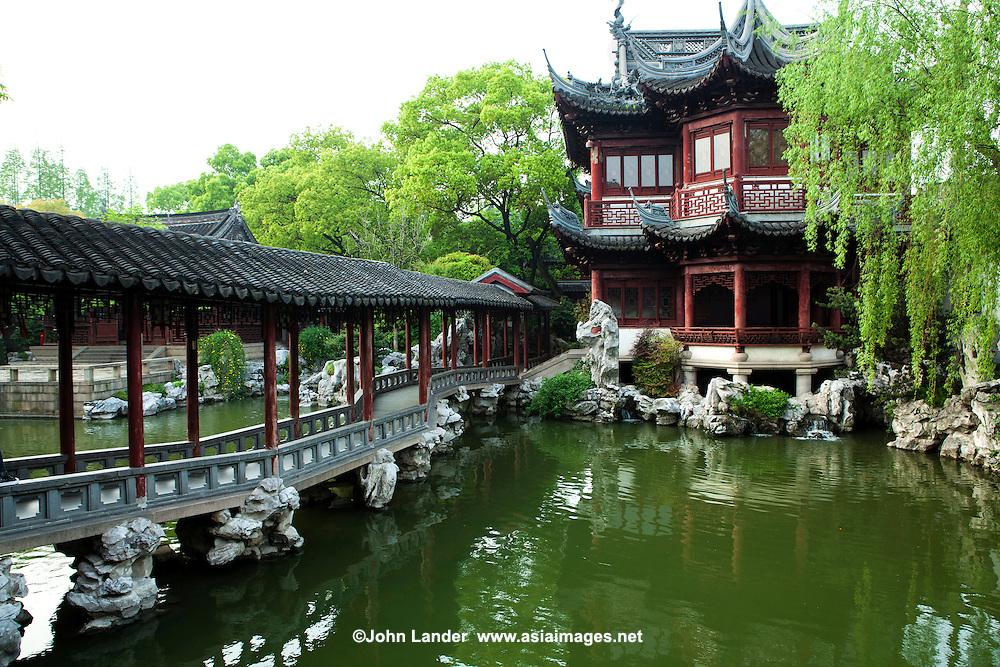 Yuyuan Garden Shanghai | John Lander Photography