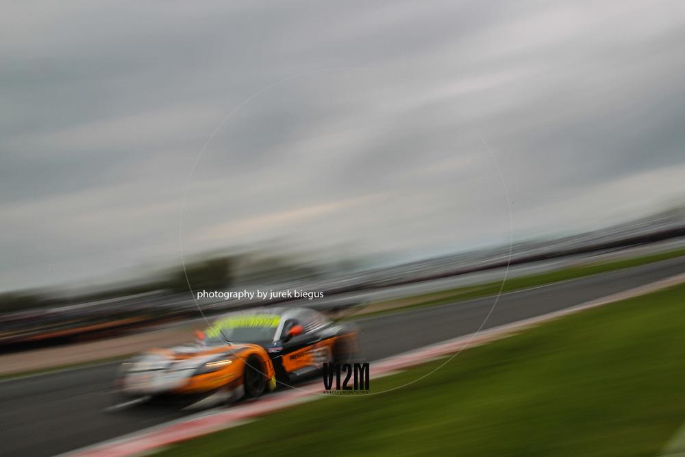 Century Motorsport   Ginetta G55 GT3   Harry Gottsacker   British GT Championship   Oulton Park   17 April 2017   Photo: Jurek Biegus