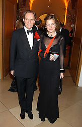 The MARQUESS & MARCHIONESS OF DOURO at a fundraising gala to celebrate 150 years of The National Portrait Gallery, at the NPG, St.Martin's Place, London on 28th February 2006.<br /><br />NON EXCLUSIVE - WORLD RIGHTS