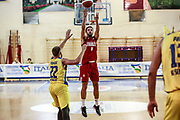 Daniele Cavaliero<br /> Trieste - Sencur<br /> Amichevole precampionato <br /> Legabasket Serie A 2019-20<br /> Parma, 14/09/2019<br /> Foto Ciamillo-Castoria