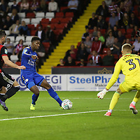 Sheffield United VS Leicester City Carabao Cup Round 1 Tuesday 22th August 2017, Bramall Lane Sheffield<br />