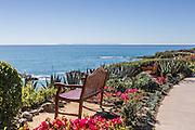 Scenic View at Treasure Island Park in Laguna Beach California