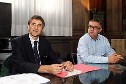 FRANCESCO RENDINE E ENRICO BRANDANI
