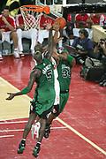 DESCRIZIONE : Roma Nba Europe Live Tour 2007 Toronto Raptors Boston Celtics <br /> GIOCATORE : Kevin Garnett<br /> SQUADRA : Boston Celtics<br /> EVENTO : Nba Europe LIve Tour 2007<br /> GARA : Toronto Raptors Boston Celtics<br /> DATA : 06/10/2007<br /> CATEGORIA : Stoppata<br /> SPORT : Pallacanestro<br /> AUTORE : Agenzia Ciamillo-Castoria/M.Minarelli<br /> Galleria : Nba Europe Live Tour 2007<br /> Fotonotizia : Roma Nba Europe Live Tour 2007 Toronto Raptors Boston Celtics <br /> Predefinita :
