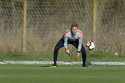 November 11, 2018 - Brentford, London, Europe - England - Monday November 12, 2018: The USMNT train in preparation before an international friendly against England. (Credit Image: © John Dorton/ISIPhotos via ZUMA Wire)