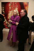 Pinkietessa and James Birch, Other,Riyas Komu and Peter Drake. - VIP  launch of Aicon. London's largest contemporary Indian art gallery. Heddon st. and afterwards at Momo.15 Marc h 2007.  -DO NOT ARCHIVE-© Copyright Photograph by Dafydd Jones. 248 Clapham Rd. London SW9 0PZ. Tel 0207 820 0771. www.dafjones.com.