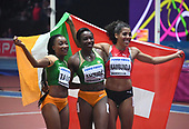 Mar 2, 2018-Track and Field-IAAF World Indoor Championships-Evening Session