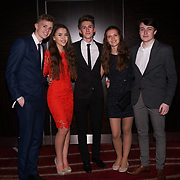 Westminster, UK. 20th Apr, 2017. Bambinobecky is a youtubers and Becky James attends The annually National UK Blog Awards at Park Plaza Westminster Bridge, London. by See Li