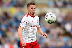 Jordan Clark of Accrington Stanley - Mandatory by-line: Dougie Allward/JMP - 21/04/2018 - FOOTBALL - Adam's Park - High Wycombe, England - Wycombe Wanderers v Accrington Stanley - Sky Bet League Two