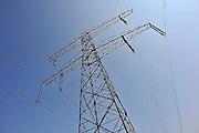 Nederland, Bemmel, 20-4-2011Hoogspanningsmast met stroomkabels.Foto: Flip Franssen/Hollandse Hoogte