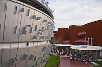 shanghai world expo 2010 - singapore and australia pavilion