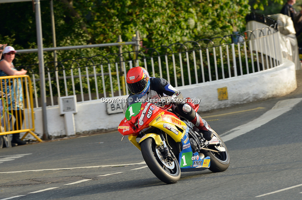 #1 Ivan Lintin 650 Kawasaki McKinstry Racing