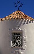 Detail of the Stella Maris Church in Porto Cervo<br /> Costa Smeralda  Sardinia  Italy