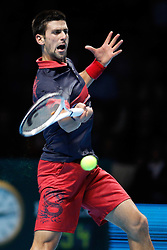 22.11.2010, Marriott Country Hall, London, ENG, ATP World Tour Finals, im Bild Djokovic, Novak (SRB), EXPA Pictures © 2010, PhotoCredit: EXPA/ InsideFoto/ Semedia *** ATTENTION *** FOR AUSTRIA AND SLOVENIA USE ONLY!