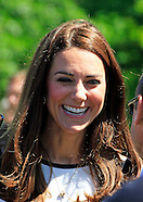 Catherine Duchess of Cambridge - America's Cup Launch Event