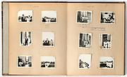 Japan 1950s family photo album