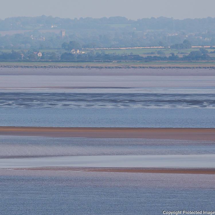 River Severn Estuary from Chepstow