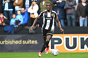Notts County forward Jonathan Forte (14) looking to cross the ball during the EFL Sky Bet League 2 match between Notts County and Coventry City at Meadow Lane, Nottingham, England on 7 April 2018. Picture by Jon Hobley.
