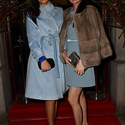 Travel bag brand hosts the launch of its exclusive luxury collection of handbags in collaboration with model and designer Anastasiia Masiutkina  D'Ambrosio on 26 March 2019, Caviar House & Prunier 161 Piccadilly, London, UK.