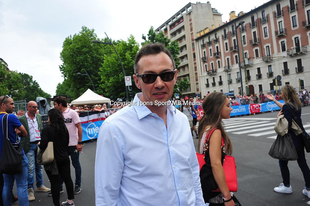 Tonkov Pavel - 31.05.2015 - Tour d'Italie - Etape 21 : Turin / Milan <br />Photo : Sirotti / Icon Sport *** Local Caption ***
