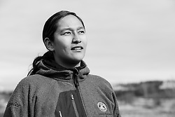 Cora Lee Johns in Whitehorse