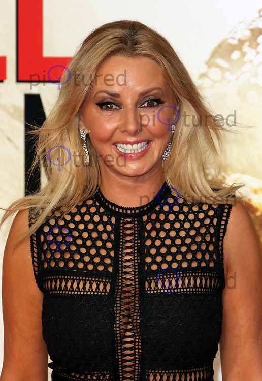 Carol Vorderman, Mission: Impossible - Rogue Nation - exclusive film screening, BFI Imax, London UK, 25 July 2015, Photo by Richard Goldschmidt