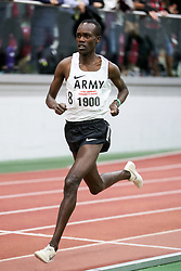 Kipchirchir, Army, 3000<br /> BU Terrier Indoor track meet