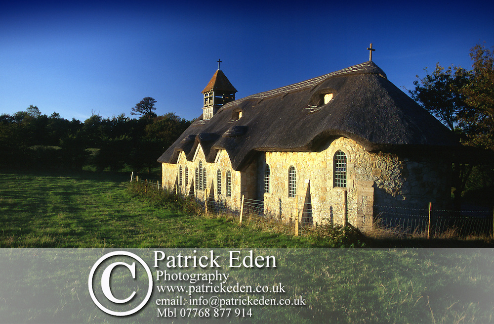 St Agnes Church, Freshwater, Isle of Wight, coast, England, UK, West Wight Photographs of the Isle of Wight by photographer Patrick Eden photography photograph canvas canvases