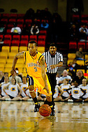 11/23/2006 - Anchorage, Alaska: Freshman guard Jerome Randle (3) of the California Golden Bears as California defeats Marshall 72-70 at the 2006 Great Alaska Shootout on Thanksgiving night<br />