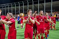 ANTWERPEN - Tom Boon (Belgie)   na de  finale mannen  Belgie-Spanje (5-0)  bij het Europees kampioenschap hockey. Belgie kampioen.  COPYRIGHT KOEN SUYK