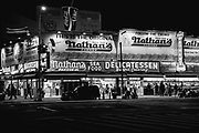 Nathan's Coney Island<br />