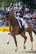 Emmelie Scholtens - Charmeur<br /> FEI World Breeding Dressage Championships for Young Horses 2012<br /> © DigiShots