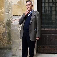 VENICE - ITALY  APRIL 14  Jabbour Douaihyposes in Venice ahead of her talk for the Incontri di Civilta'  event ----------------------<br /> Marco Secchi/XianPix<br /> email msecchi@gmail.com<br /> http://www.marcosecchi.com