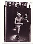 Les Bubb, Fancy dress party. chelsea. 1988.