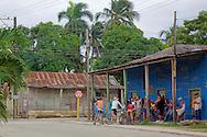 Waiting in Mayari, Holguin, Cuba.